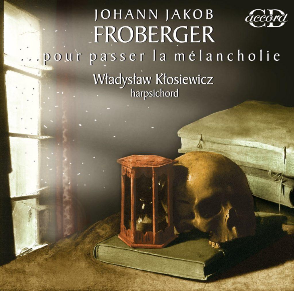 okładka płyty ...pour passer la melancholie