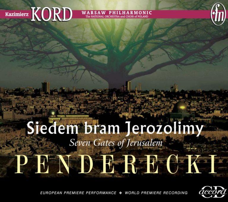 Read more about the article Penderecki – Siedem Bram Jerozolimy