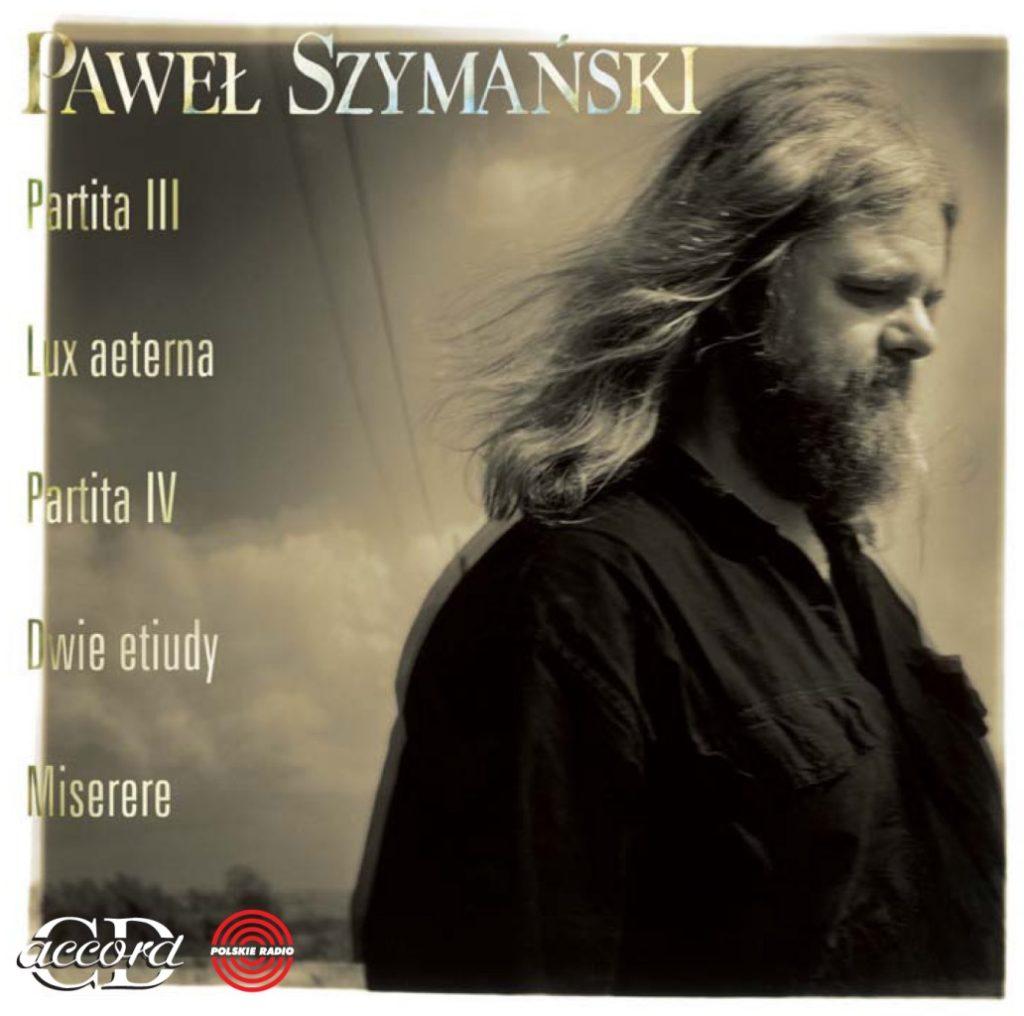 okładka płyty Paweł Szymański - Portret