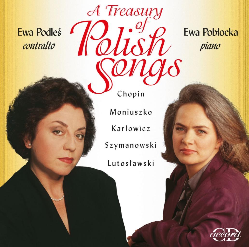 A Treasury of Polish Songs