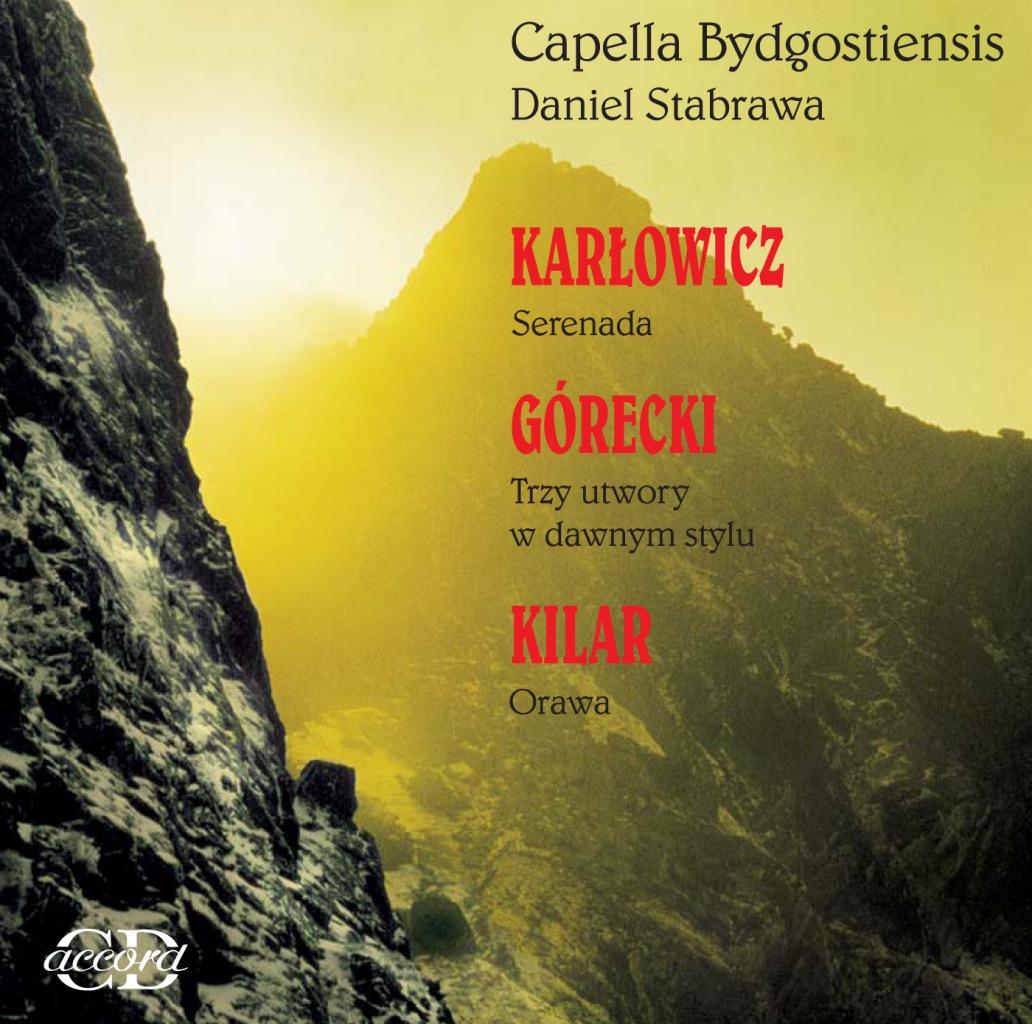 Karłowicz, Górecki, Kilar
