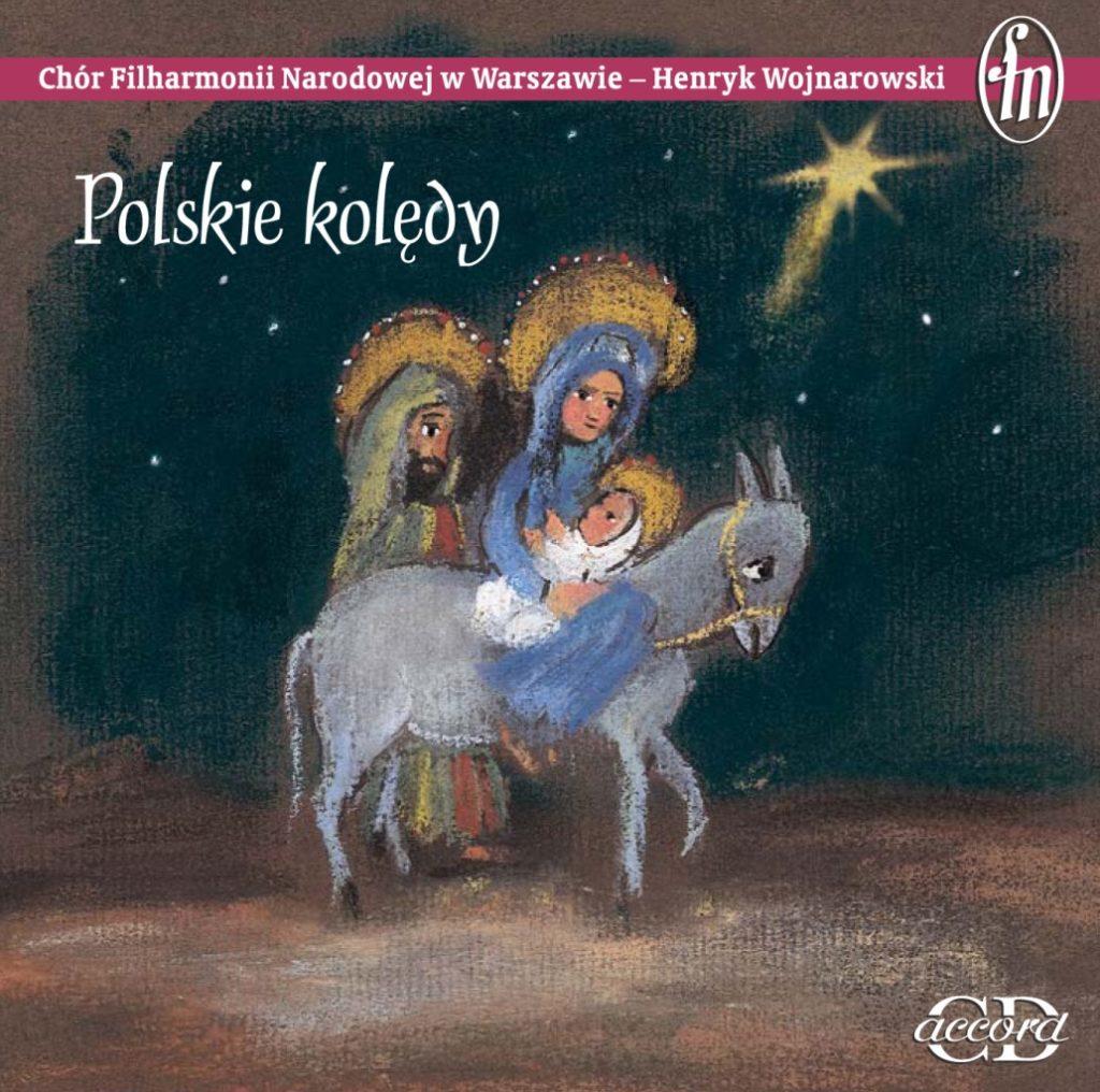 okładka płyty Kolędy polskie
