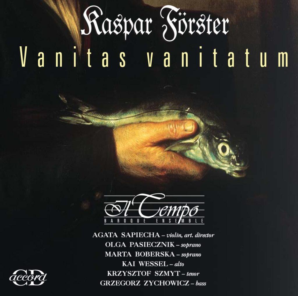 okładka płyty Vanitas Vanitatum