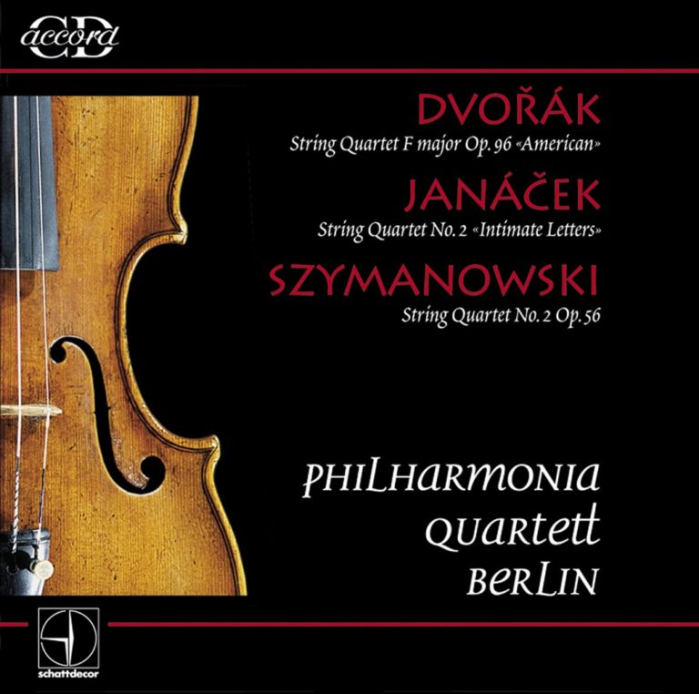 Read more about the article Philharmonia Quartet Berlin