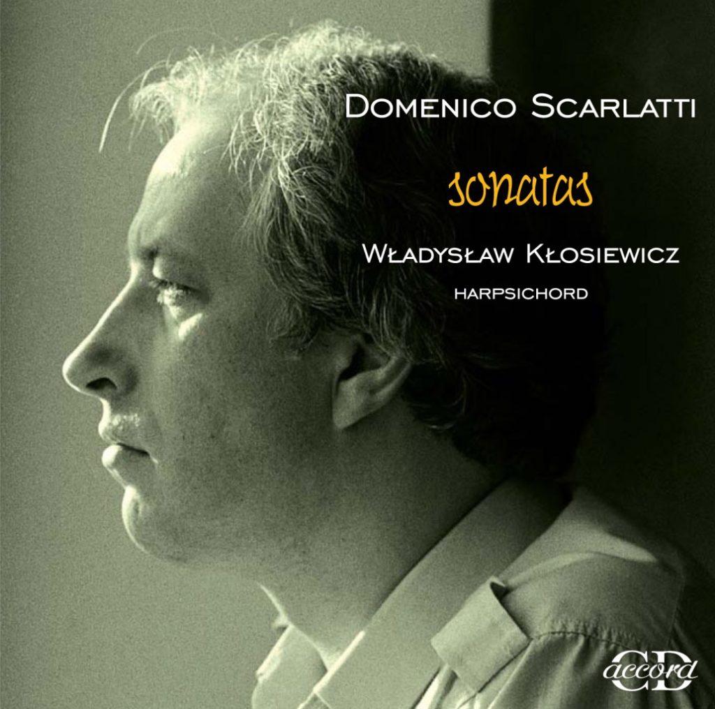 okładka płyty Domenico Scarlatti - Sonaty