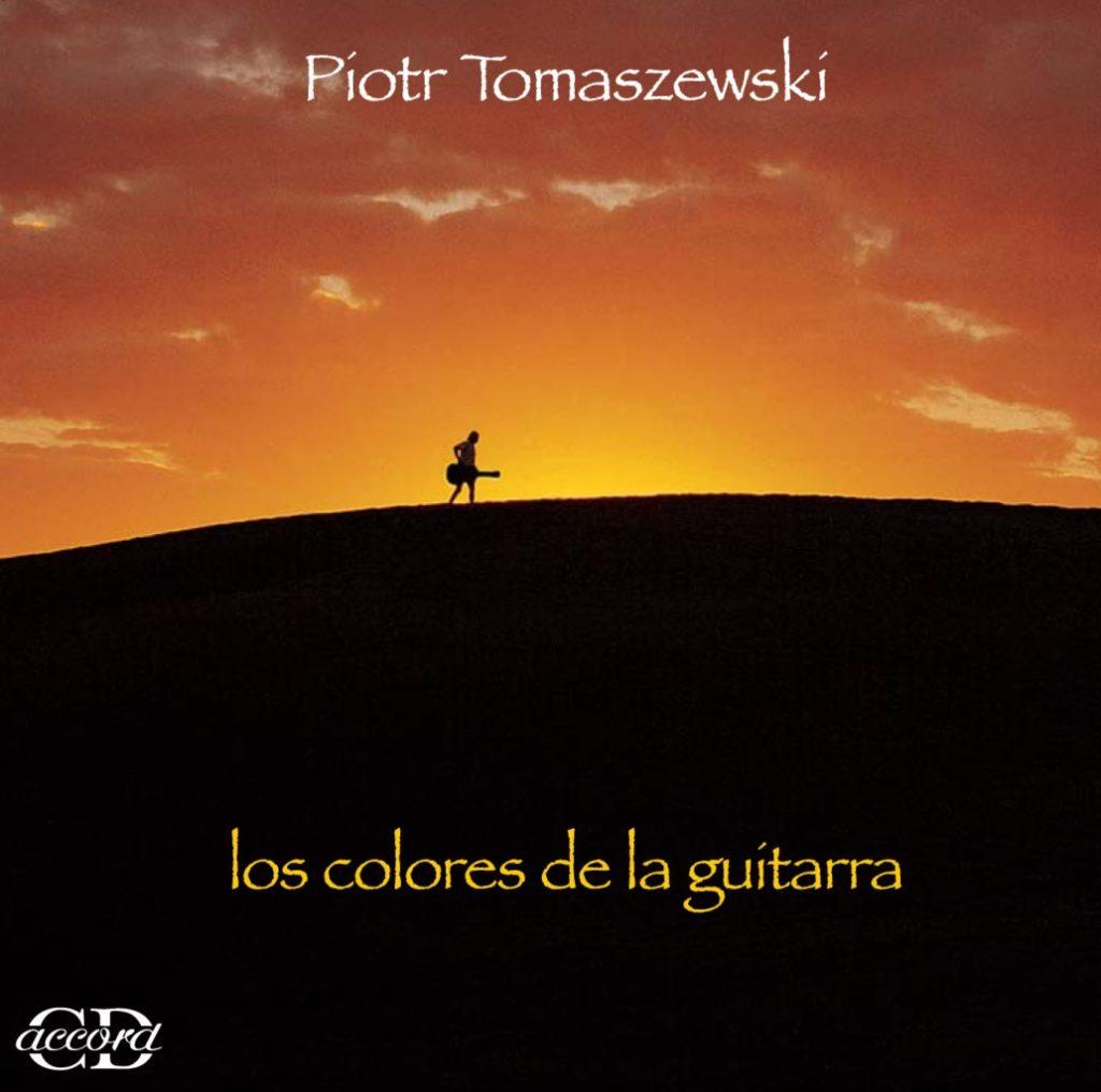 okładka płyty Los colores de la guitarra