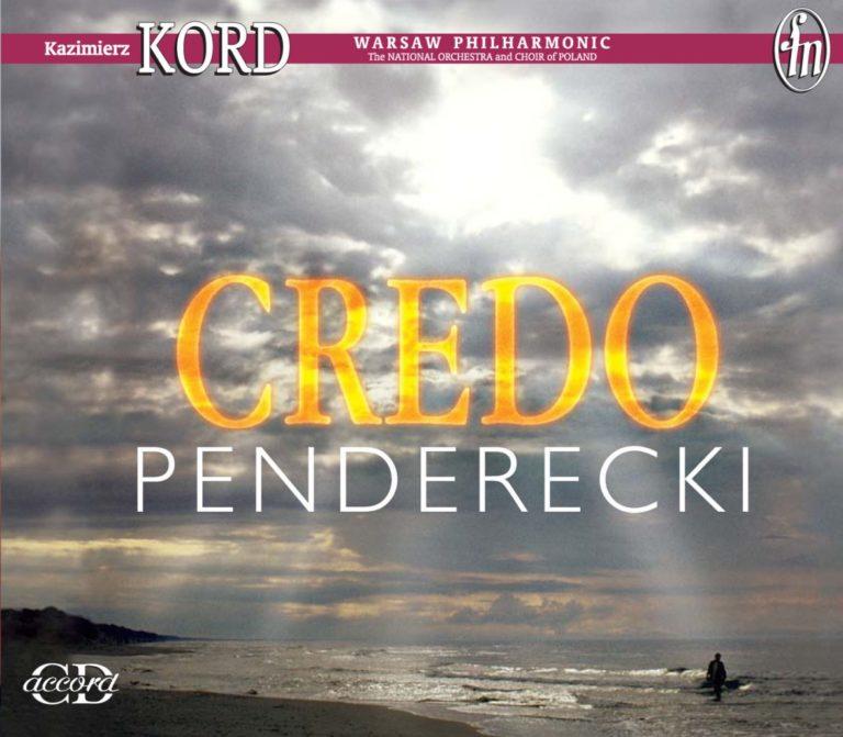 Krzysztof Penderecki – Credo