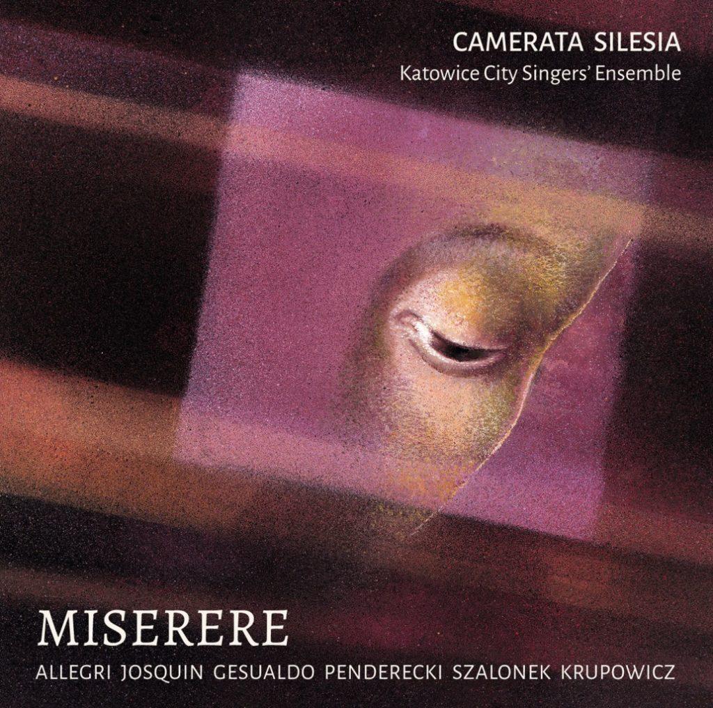 okładka płyty Miserere