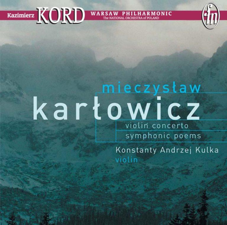 Koncert skrzypcowy, Poematy symfoniczne