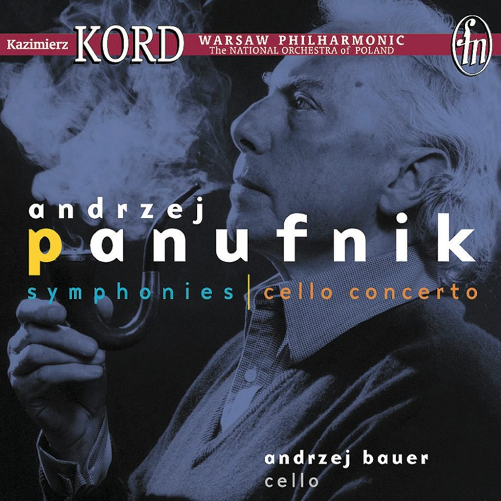 okładka płyty Koncert wiolonczelowy, Symfonia nr 10, Sinfonia Sacra