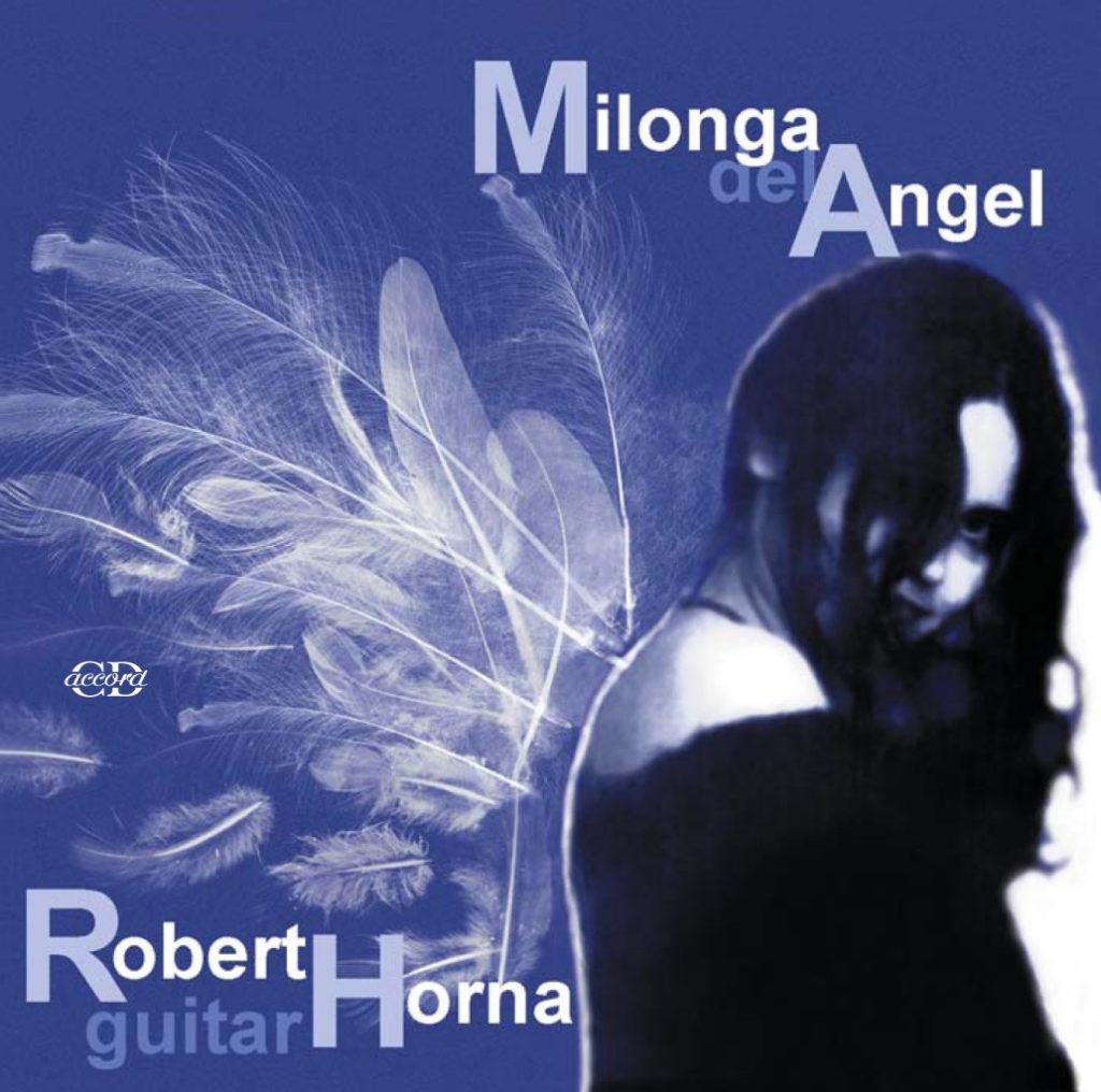 okładka płyty Milonga del Angel
