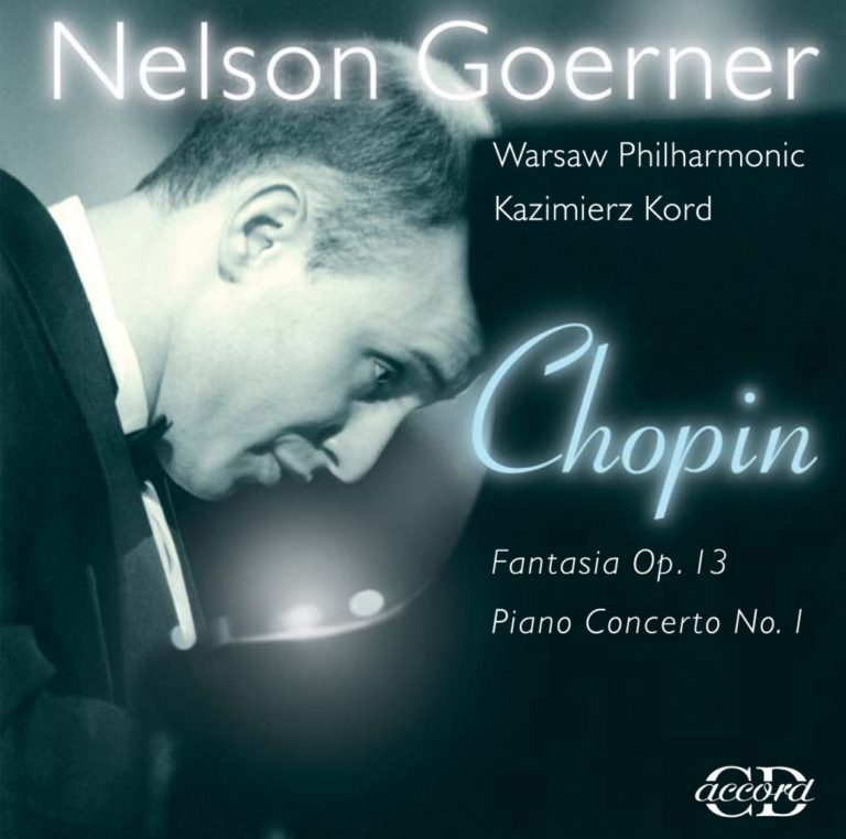 Nelson Goerner live in Warsaw