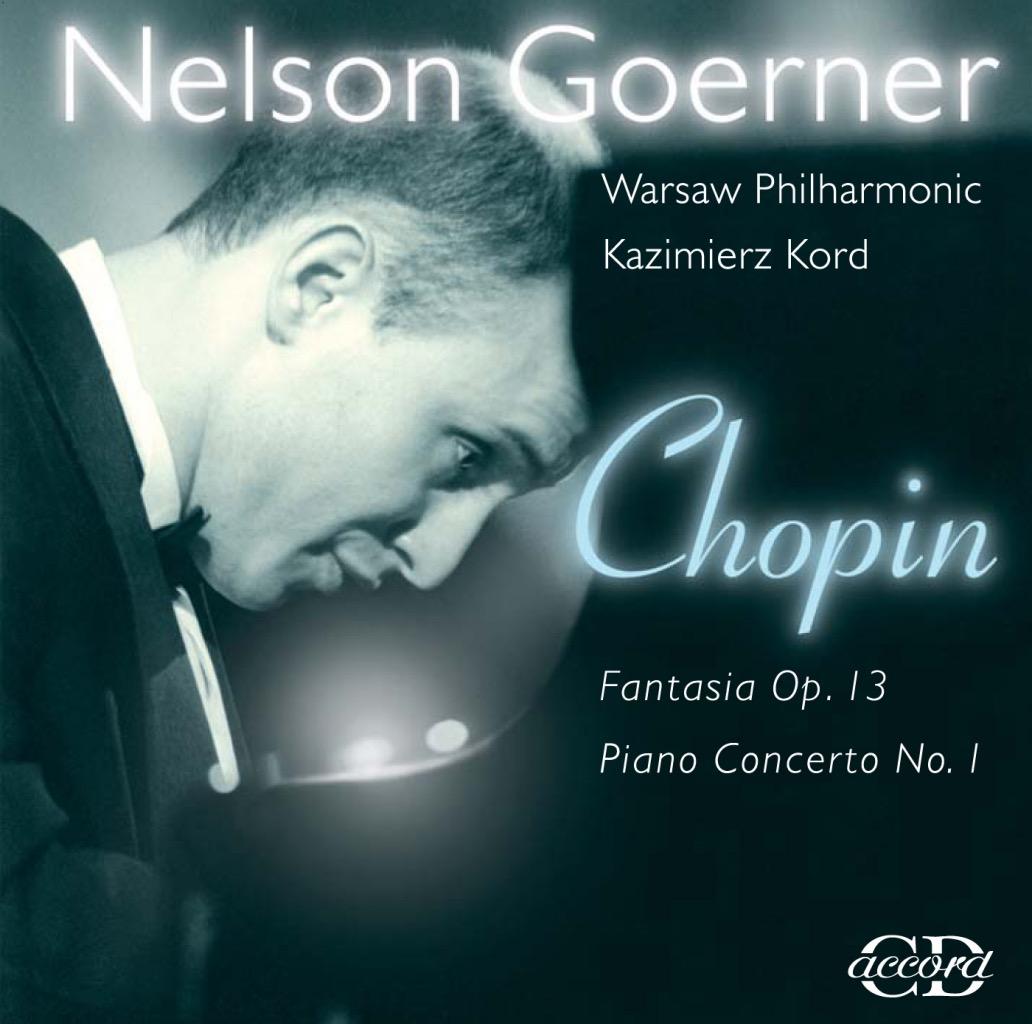 Nelson Goerner live w Filharmonii Narodowej w Warszawie