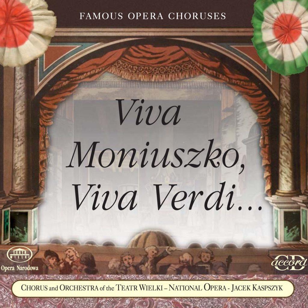 okładka płyty Viva Moniuszko, Viva Verdi