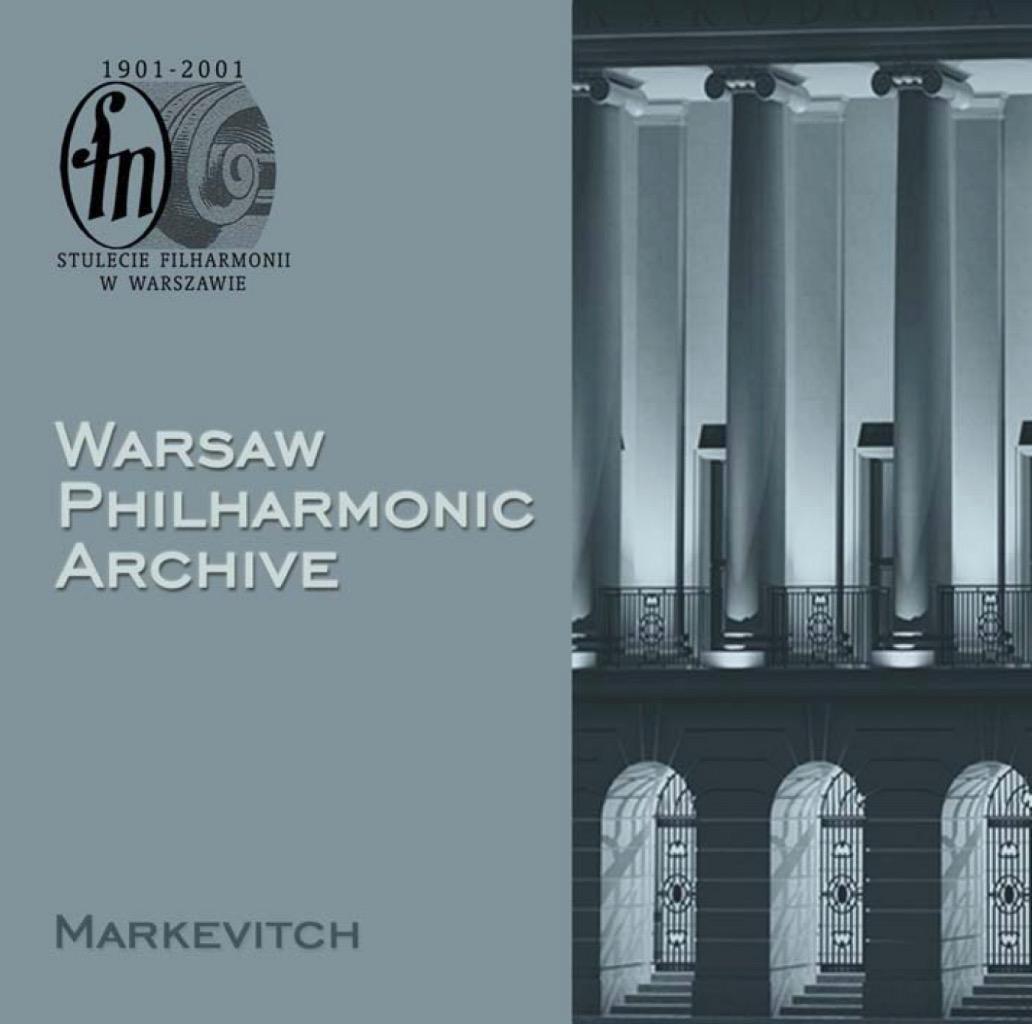 Warsaw Philharmonic Archive, CD #2