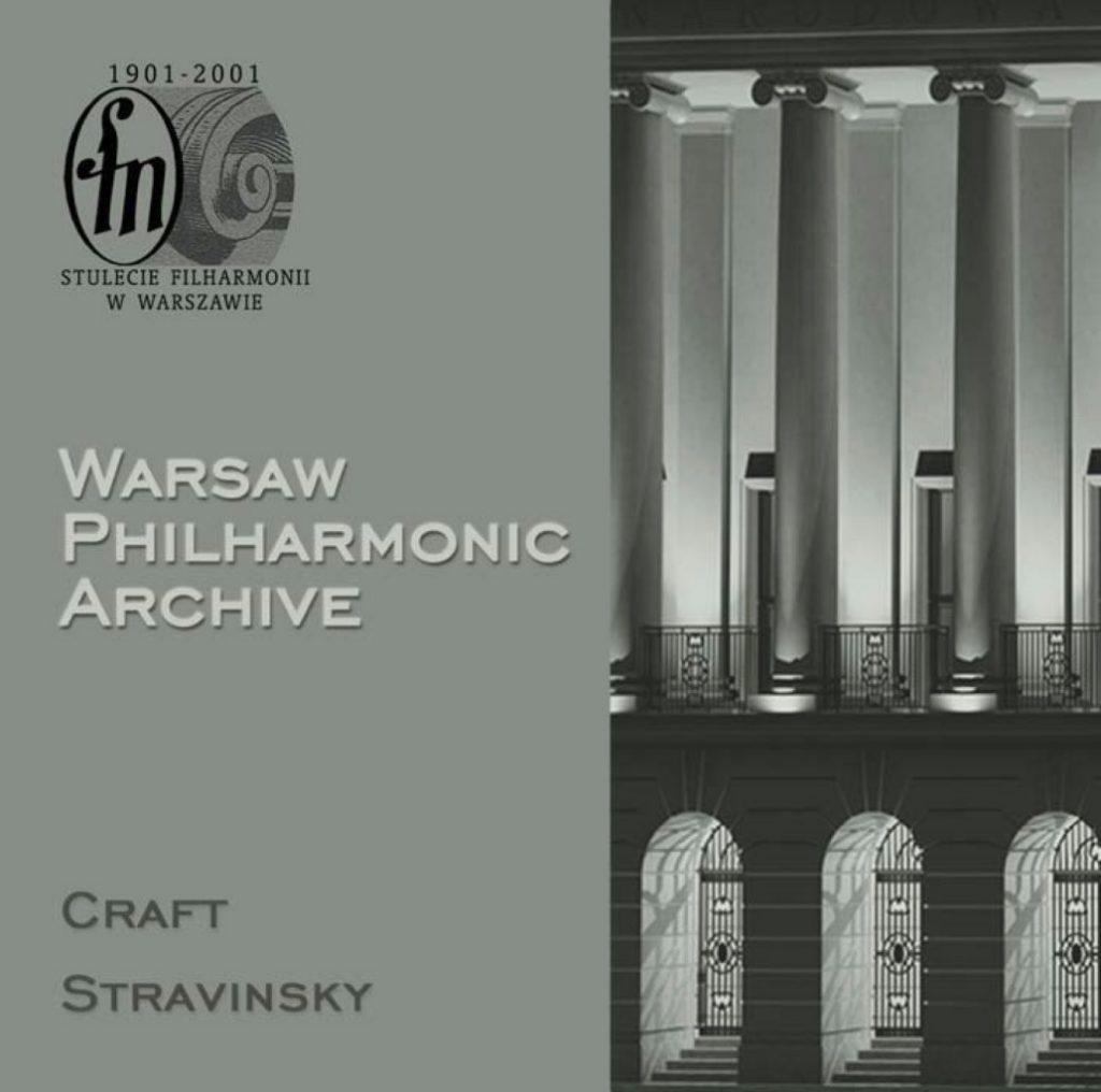 okładka płyty Archiwum Filharmonii Narodowej, CD #3