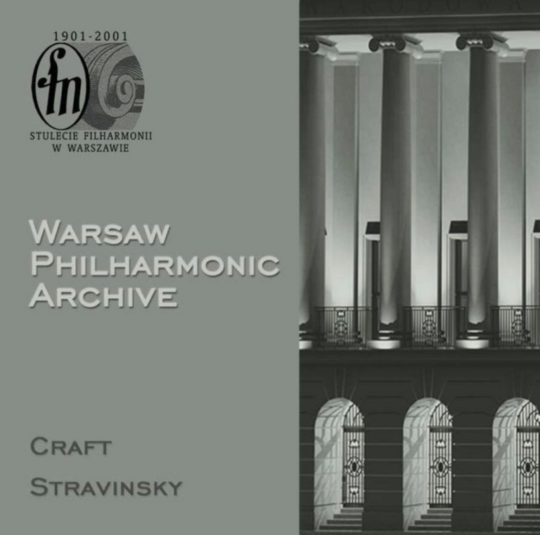 Warsaw Philharmonic Archive, CD #3