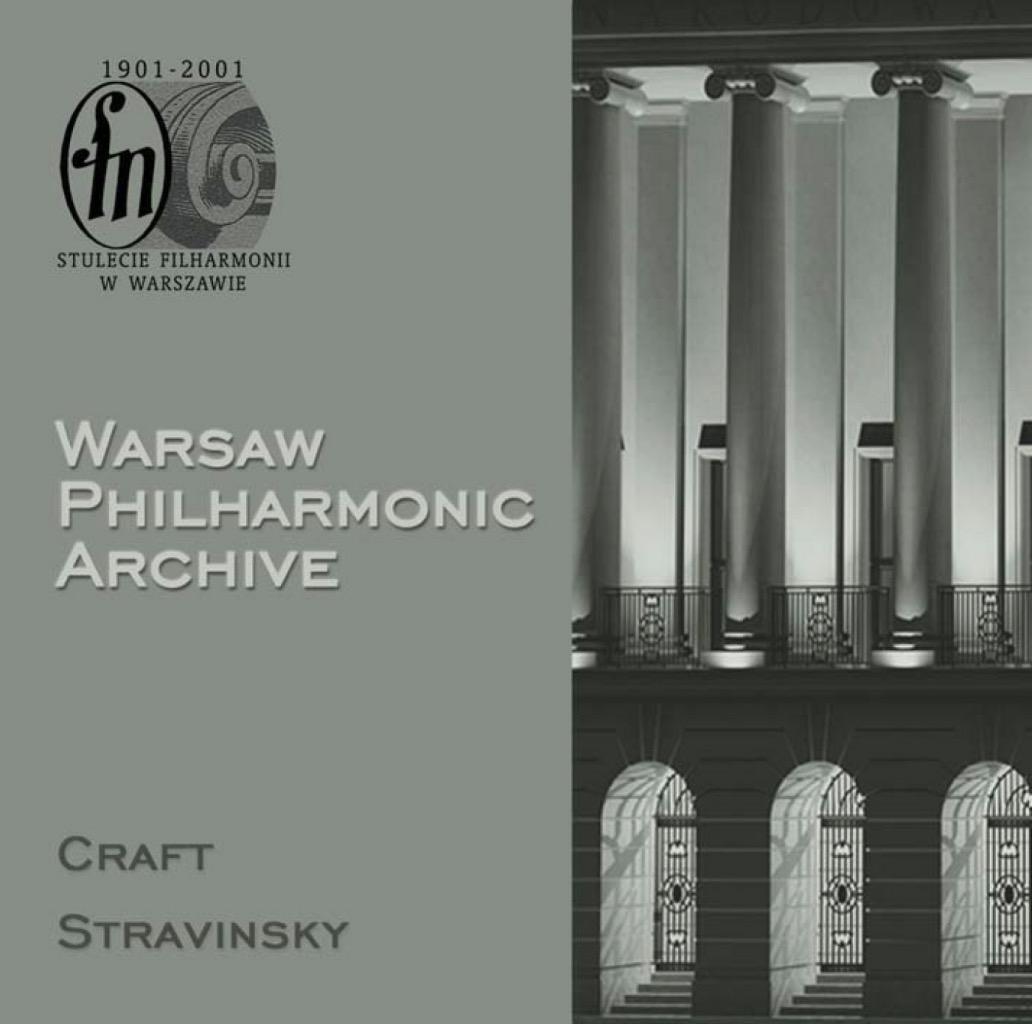 Warsaw Philharmonic Archive, CD #3