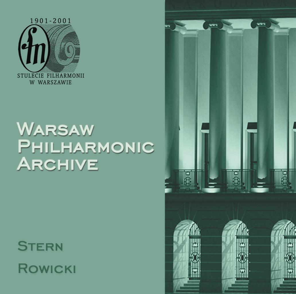 Archiwum Filharmonii Narodowej, CD #4