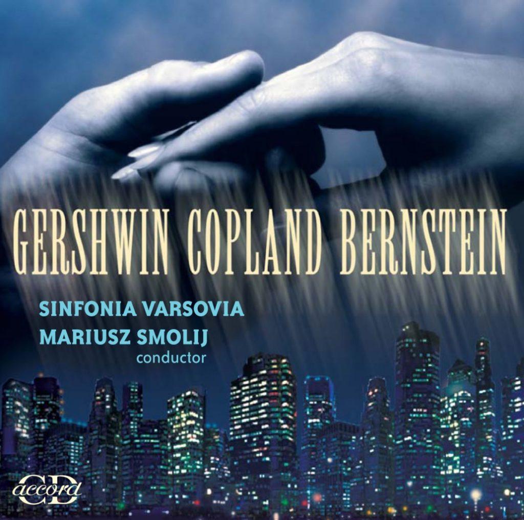 okładka płyty Arcydzieła amerykańskiej muzyki symfonicznej