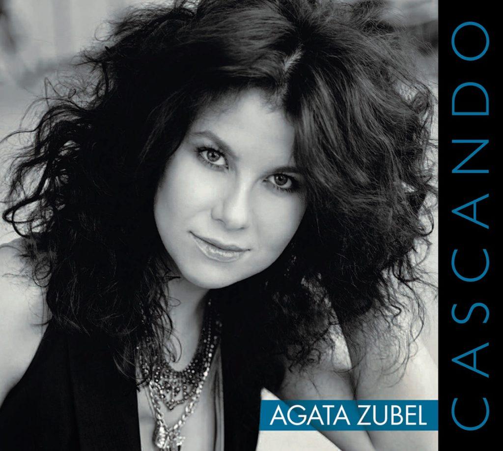 okładka płyty Agata Zubel - Cascando