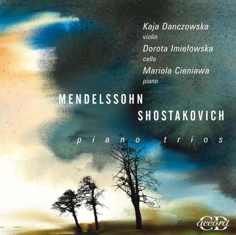 "Mendelssohn, Szostakowicz – ""Piano Trios"""
