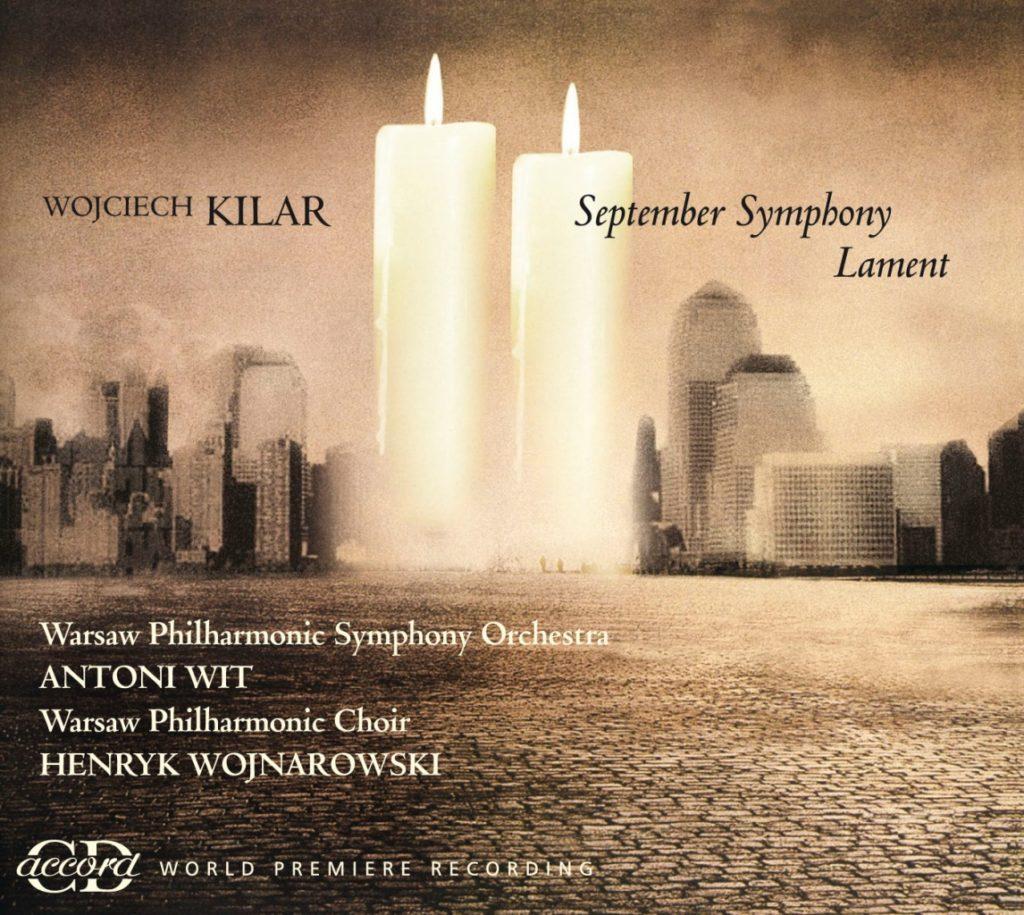 okładka płyty Lament September Symphony