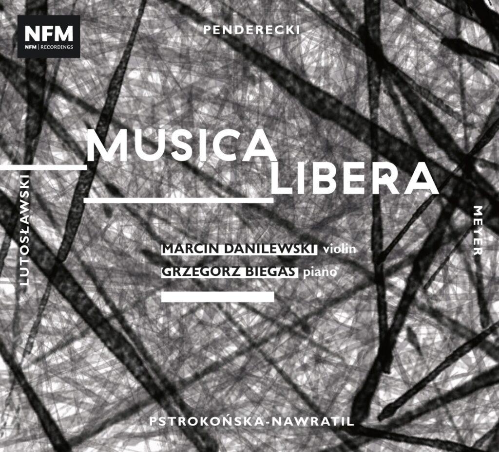 okładka płyty Musica libera