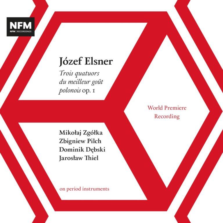 Józef Elsner – Trois quatuors du meilleur goût polonois