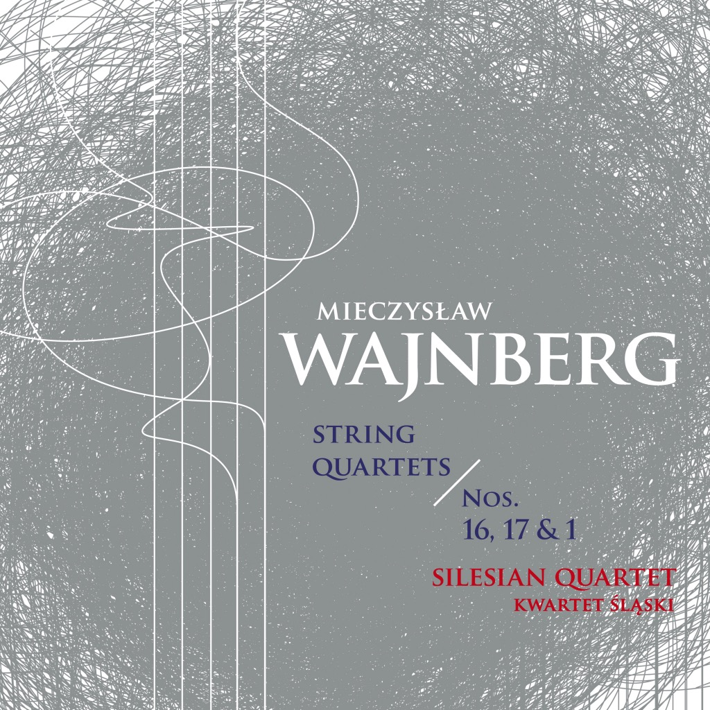 Read more about the article Mieczysław Wajnberg (Weinberg) – String Quartets Nos 1, 16-17